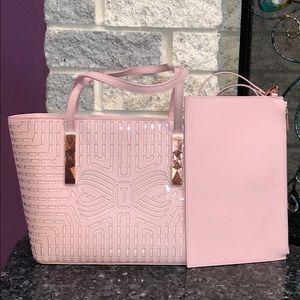 TED BAKER Pink handbag